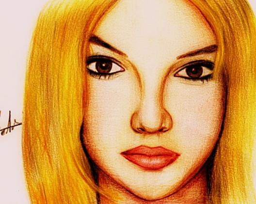 Britney Spears par Gaby